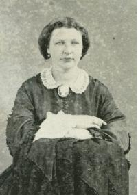 Honorine Devianne pela altura do casamento com Júlio Verne