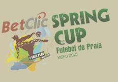 Spring Cup Futebol de Praia Viseu 2010: grande torneio em perspectiva